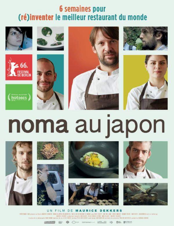 Noma au Japon #cinema #gastronomie