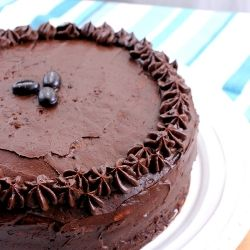 Chocolate Coffe Cake