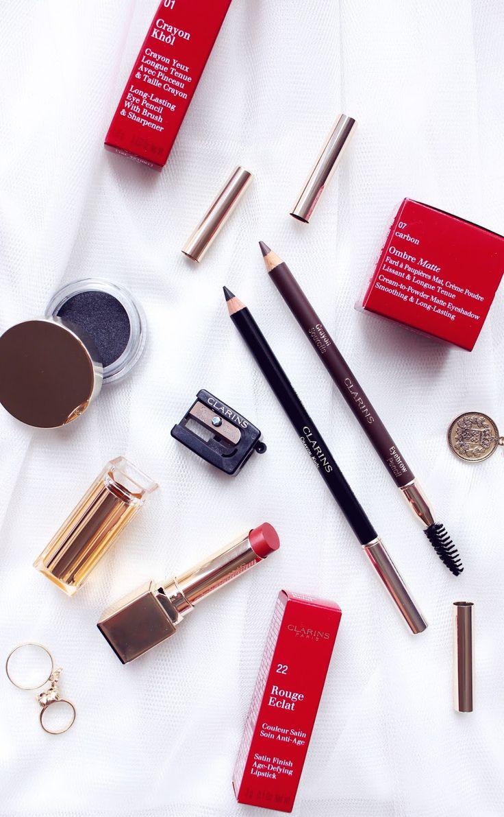 Thumbelina Lillie | UK Fashion Blog | UK Beauty Blog: Beauty | Autumn Makeup with Clarins