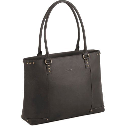 #Christmas 2012 #Gift Idea: Classy Leather #Laptop #Tote from Solo for only $59.84!
