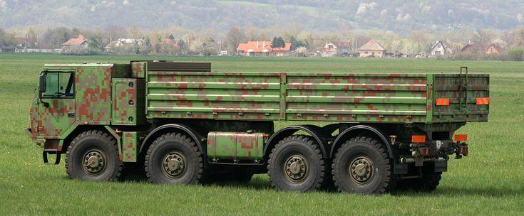 Tatra T 815-7, digital mimicry
