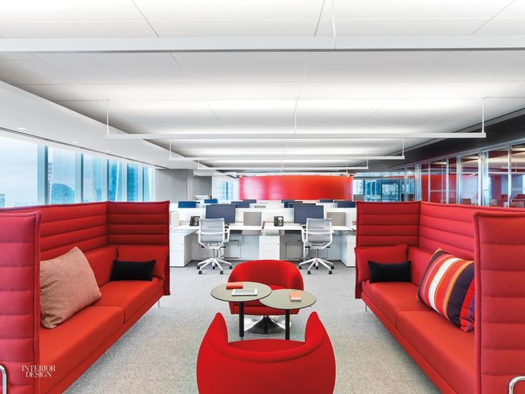 4 Outstanding Offices In The US Workplace DesignCorporate InteriorsInterior Design MagazineCommercial