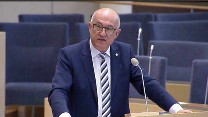 Βολές ομογενή βουλευτή στη Σουηδία κατά του Καζάκου