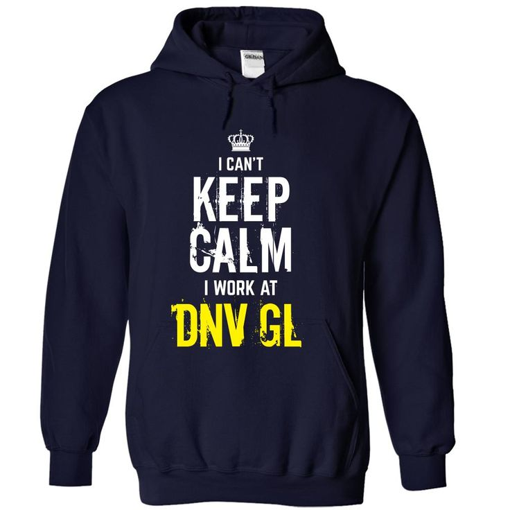 Last chance special - I Cant Keep Calm, I Work At DNV GL