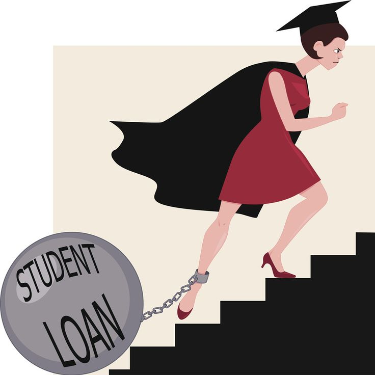 How Student Debt Harms the Economy In 2010-13, the percentage of younger people owning part of a new business dropped to 3.6% from 6.1%. WSJ