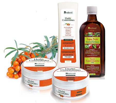 Naturalne kosmetyki bez parabenów i suplementy diety oparte o koncentraty ziołowo-owocowe dla Twojego zdrowia i urody. Natural, paraben-free beauty products and dietary supplements based on herbs concentrates and super fruits, which naturally promote health, wellness, beauty, slow aging processes and reduce the biological age of the organism.