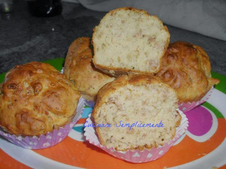 cucinare semplicemente: Muffin al latticello svuotafrigo