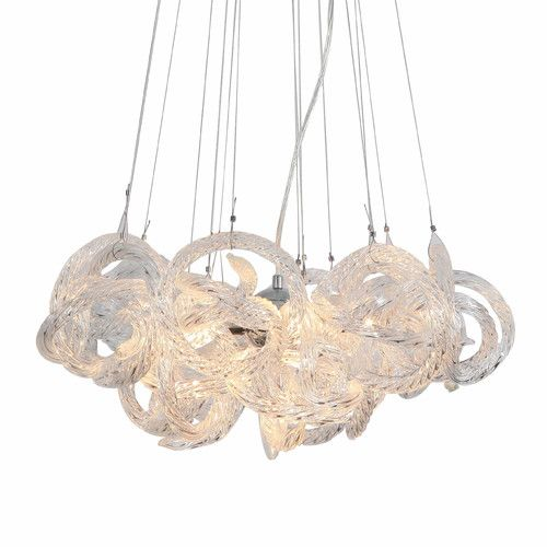 I know they had this at Delande in Salem stunning light Found it at AllModern  sc 1 st  Pinterest & 30 best Modern Pendant Lighting Large images on Pinterest ... azcodes.com