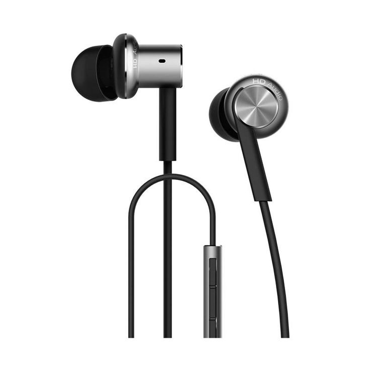 Original Xiaomi Hybrid Dual Drivers Wired Control Earphone Headphone With Mic Sale - Banggood.com  Iphone smartphones mobile cellphones apple accessories