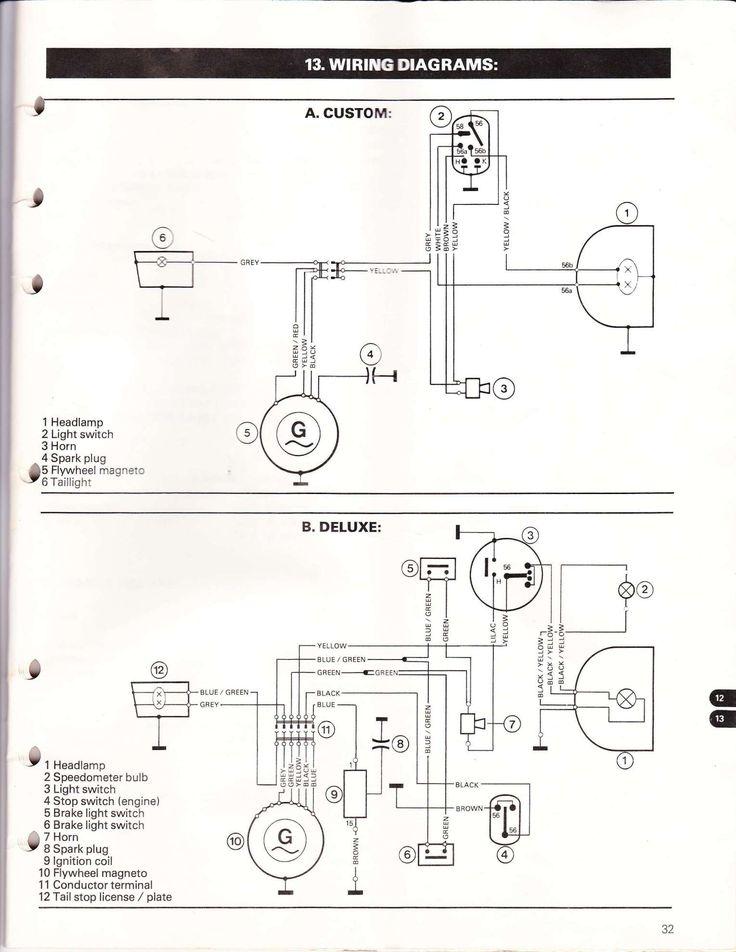 Lifan 110cc Motorcycle Mini Chopper Wiring Diagram And Wrg