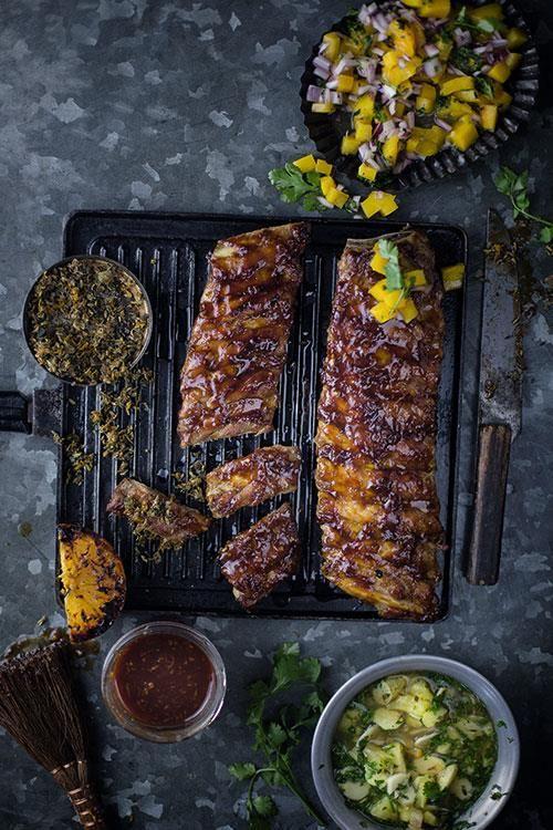 Pork ribs | Varkribbetjies