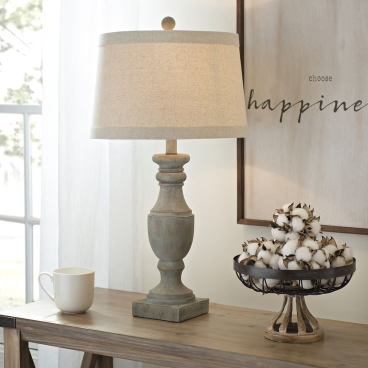 Traditional style is always trending with lamps like this one!