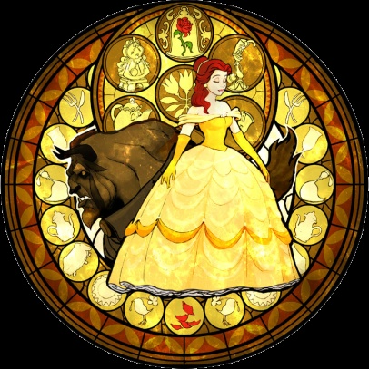 Kingdom Hearts Princesses of the Heart Belle