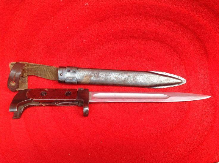 Bulgarian Vintage Collectible Military Surplus AK 47 ... Ak 47 Bayonet