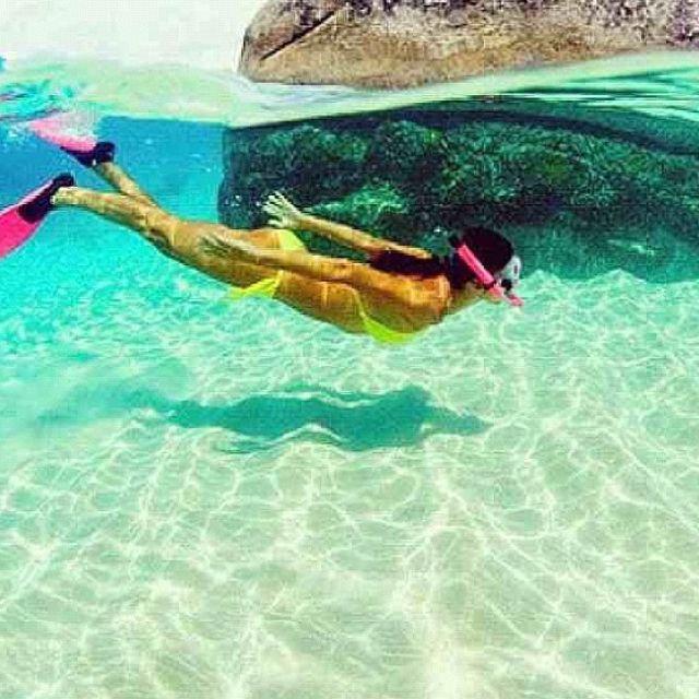 Snorkeling - T minus two weeks ;)
