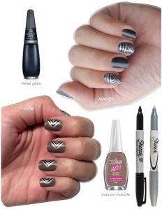 Best Sharpie Nail Art