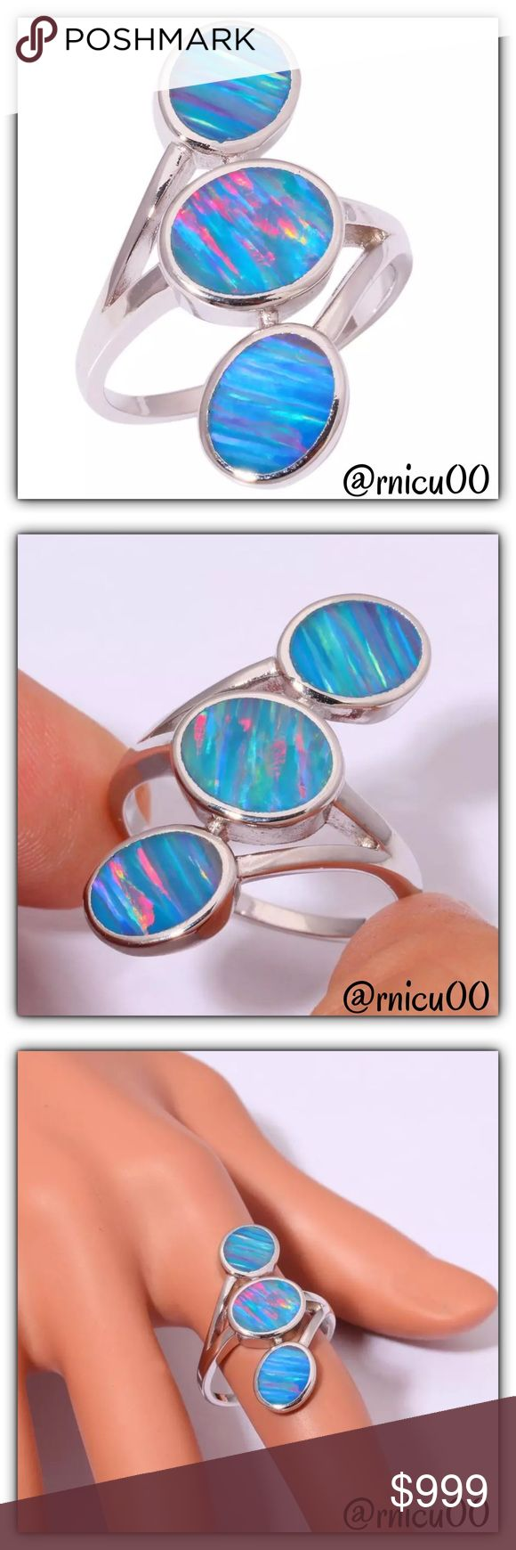 Coming Soon-Rainbow Fire Opal Silver Filled Ring! Details Soon!  *NO TRADES *Prices are FIRM-Listed at Lowest Price Unless BUNDLED! *Sales are Final-Please Read Descriptions! Boutique Jewelry Rings