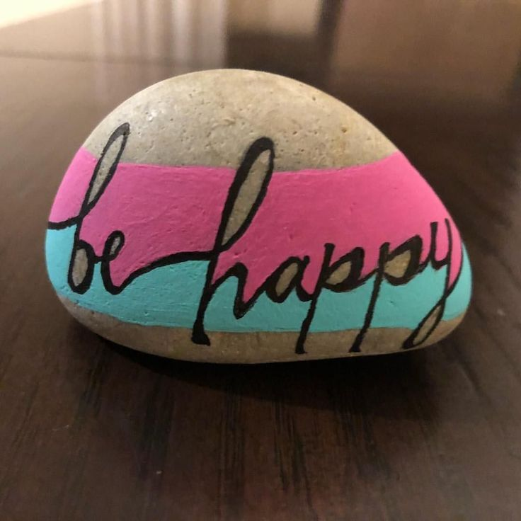 Best Easy Painted Rocks Ideas For Beginners (Rock Painting Inspirational & Stone