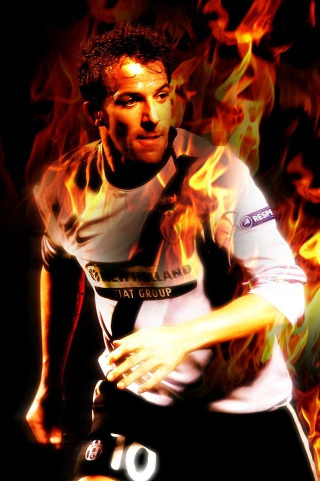 Del Piero The Best!!!