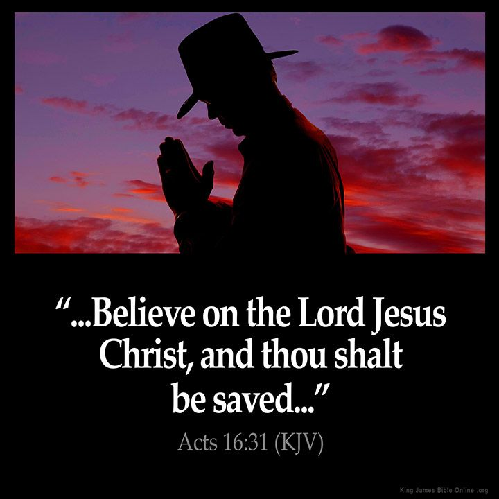 Acts 16:31  Believe on the Lord Jesus Christ and thou shalt be saved  Acts 16:31 (KJV)  from King James Version Bible (KJV Bible) http://ift.tt/1O3Rcov  Filed under: Bible Verse Pic Tagged: Acts 16:31 Bible Bible Verse Bible Verse Image Bible Verse Pic Bible Verse Picture Daily Bible Verse Image King James Bible King James Version KJV KJV Bible KJV Bible Verse Pic Picture Verse         #KingJamesVersion #KingJamesBible #KJVBible #KJV #Bible #BibleVerse #BibleVerseImage #BibleVersePic #Verse…