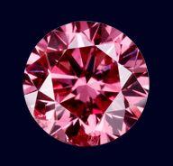 Argyle Pink Diamonds // Rohan Jewellery // Select Argyle Atelier // SHALIMAR // 1.25ct Round Brilliant Cut Fancy Vivid Purplish Pink