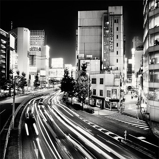 Stunning Cityscapes by Martin Stavars