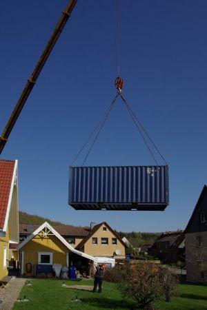Wohnen im Seecontainer | Tiny Houses