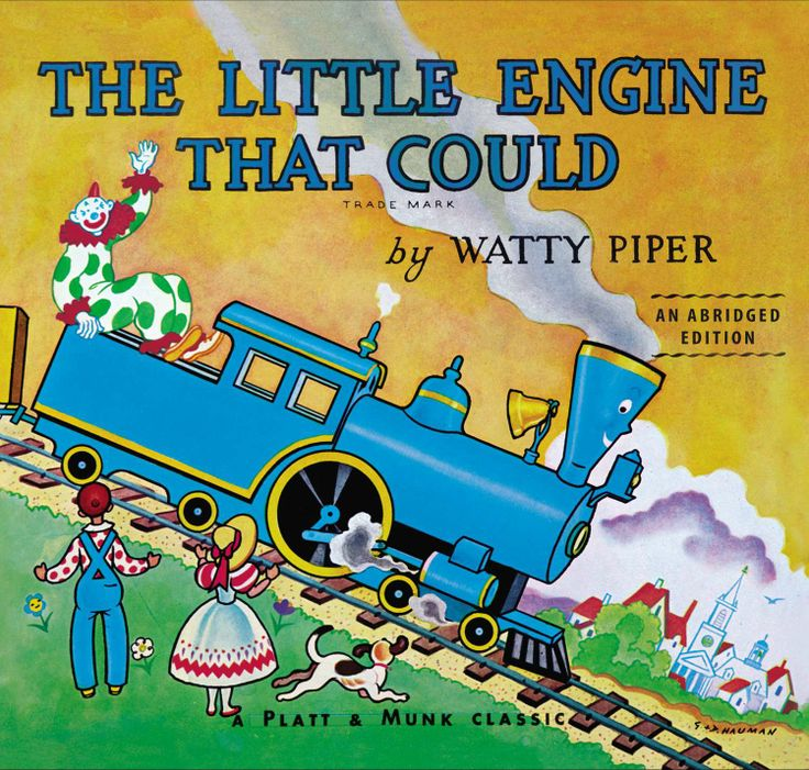 the little engine that could book pdf