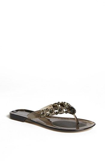 Holster Fashion 'Getaway' Jelly Thong Sandal | Nordstrom