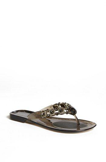 Holster Fashion 'Getaway' Jelly Thong Sandal | Nordstrom
