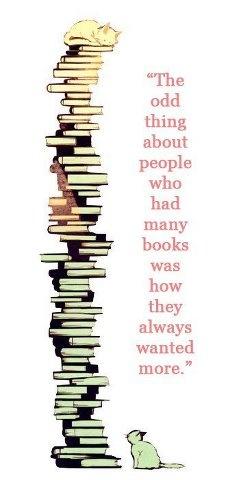 Books, books, books...
