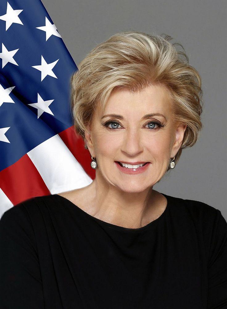Linda McMahon, Small Business Administration