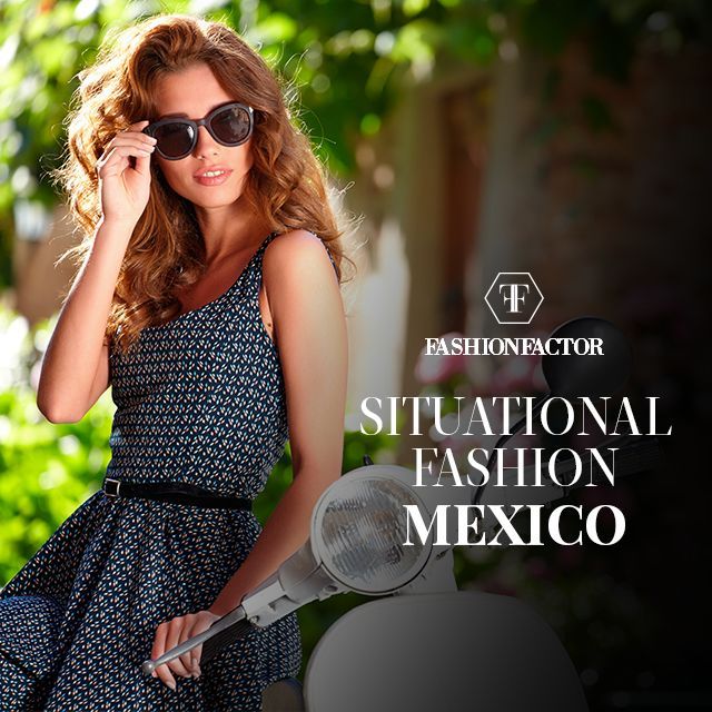 The Navel of the moon awaits your visit. Mexico City is rich in diversity and cosmopolitan tourist catwalk for cosmopolitan women. Do not waste anymore time to visit this city! Fashion Factor, in the exact point where fashion happens.