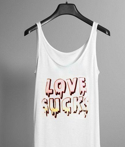 love suck tanktop #tanktop #tank #top #tanks #tops #clothing #cloth #topsandtee