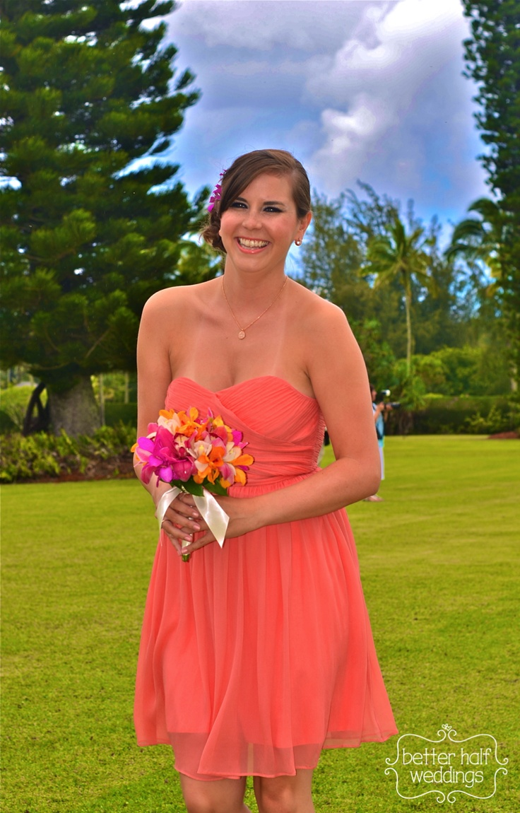 67 best tropical bridesmaid dresses images on pinterest tropical photo by shelley cameron better half weddings events inc beautiful tropical bridesmaid ombrellifo Gallery