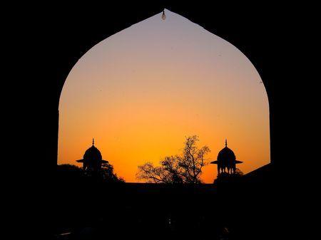 Taj Mahal Complex, Agra, India - by Emanuele Del Bufalo