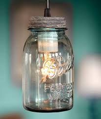 Afbeeldingsresultaat voor weckpot lamp