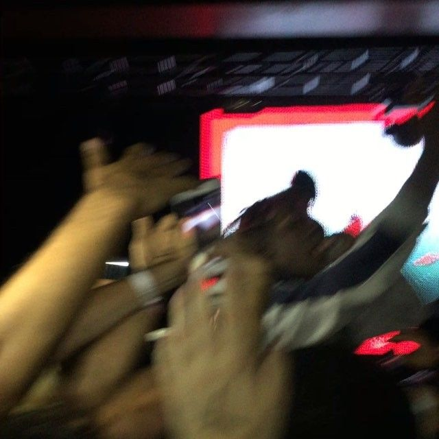 Young Thug performed on Sunday at The Ritz Ybor