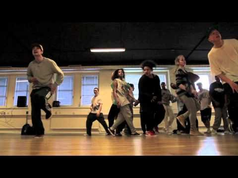 "Zerjon teaching Hiphop Class to ""Hype"" New Jack Swing Track by Janet Jackson - YouTube"