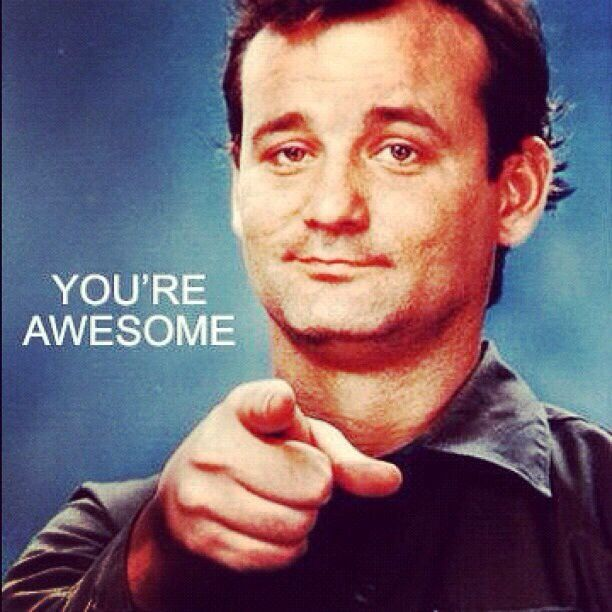 Quotes About People Who Notice: 22 Inspiring And Awesome Bill Murray Quotes