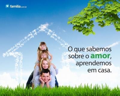 Familia.com.br   Melhore a felicidade no seu lar #Lar #Familia