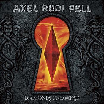 """Con """"Diamonds unlocked"""" #AlexRudiPell rende omaggio alle sue influenze. Le versione cover sono proposte in modo assolutamente brillante."""