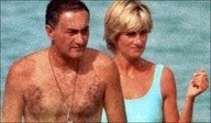 Diana and Dodi Fayed - August 1997.