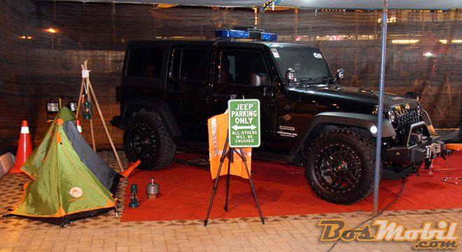 Jeep Rubicon - Grage City Auto Modified
