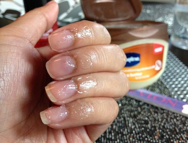 Image result for vaseline Cuticle care