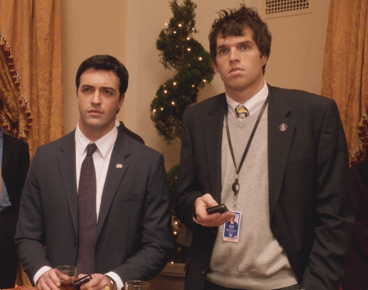 Dan and Dickcake...er, Big Bird....I mean, Jonah. #Veep