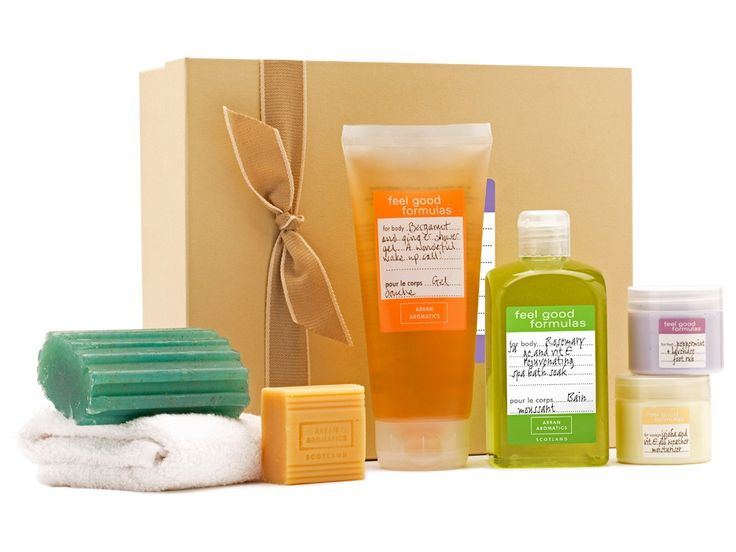 Feel Good Formulas Indulgent Spa Treats