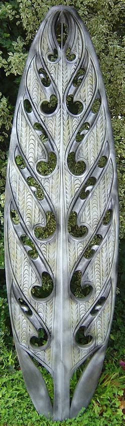 Bino Smith Maori carver and sculptor