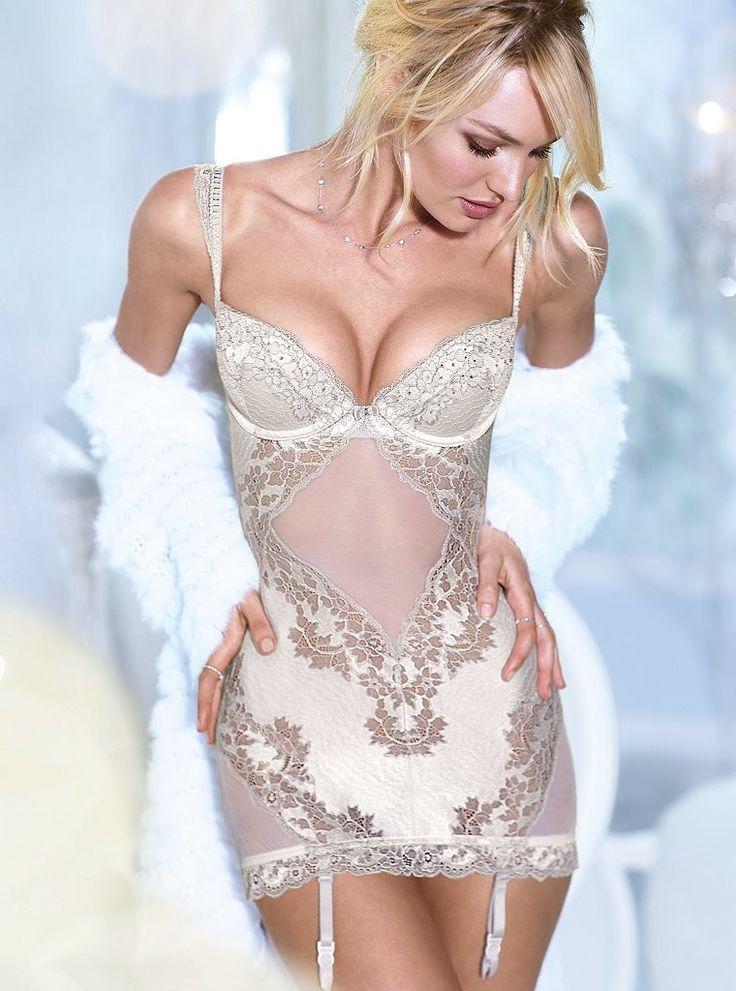 Victoria's Secret Bridal Lingerie October 2013 Lookbook  http://news.globalintimatewear.com/GalleriesVideos/10695/1/Victoria_s_Secret_Bridal_Lingerie_October_2013_Lookbook.html