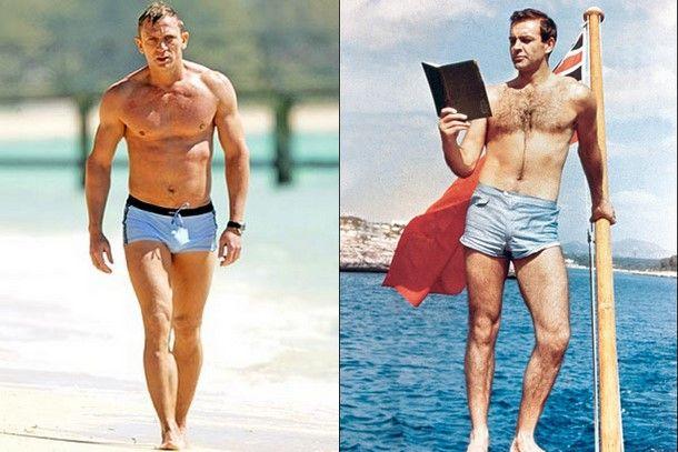 Σλιπ, σορτς ή μπόξερ -Τι θα φορέσουν φέτος οι άνδρες [εικόνες]